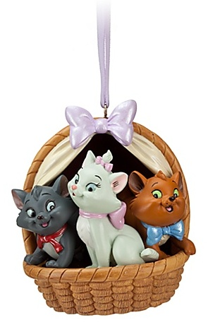 The Aristocats Sketchbook Ornament - pinning for when it isn't sold out!