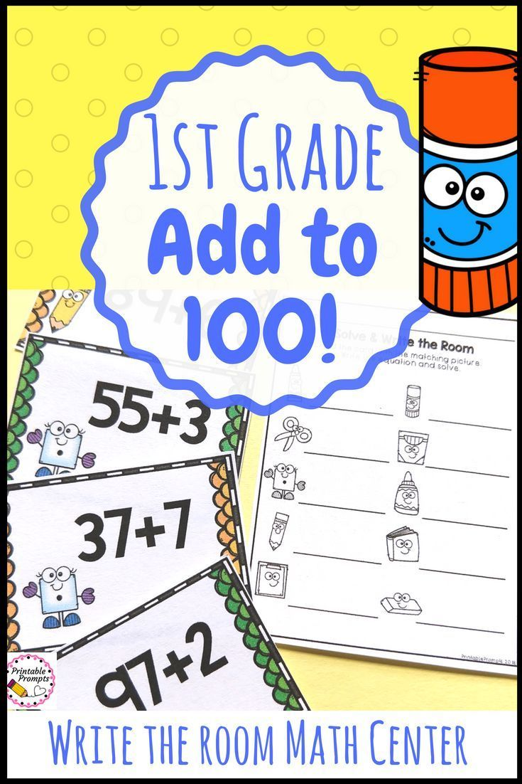 Practice Adding Within 100 Using Strategies Such As Counting On With Your First Graders This Is A Math Fact Fluency Practice Printable Teaching Resources Math Addition within with pictures