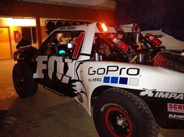 Este es el nuevo look del Trophy de Jones Motorsports