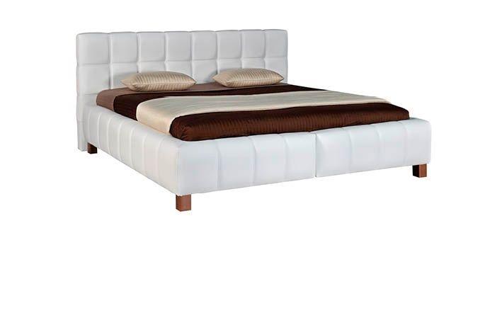 čalúnená posteľ cube