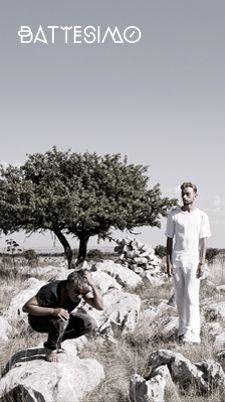 #Ilvangelodipasolini  #BATTESIMO quadro coreografico di Giulio De Leo  Foto©LaMokaCommunication  www.vangelopasolinimurgia.it