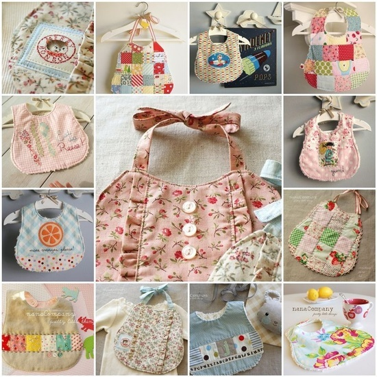 lots of bibs @ Do It Yourself Pins