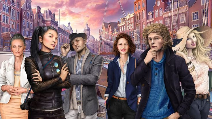 Hidden Object Mystery Society - Android Apps on Google Play