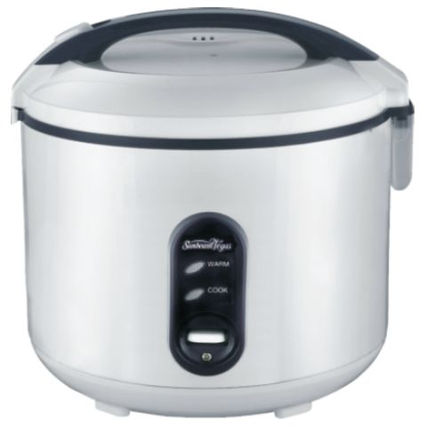 Sunbeam 2.2L Pap, Rice And Steam Cooker