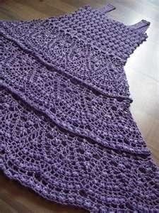 crochet dress! This is so cute!