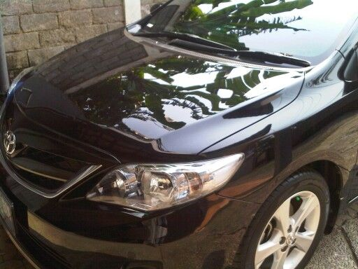 Toyota Altis Enhancement Detail and Protection with TACsystem