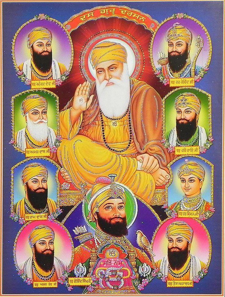 in 2020 Guru nanak wallpaper