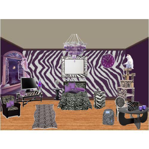 18 best images about harli 39 s zebra room on pinterest for Girl zebra bedroom ideas