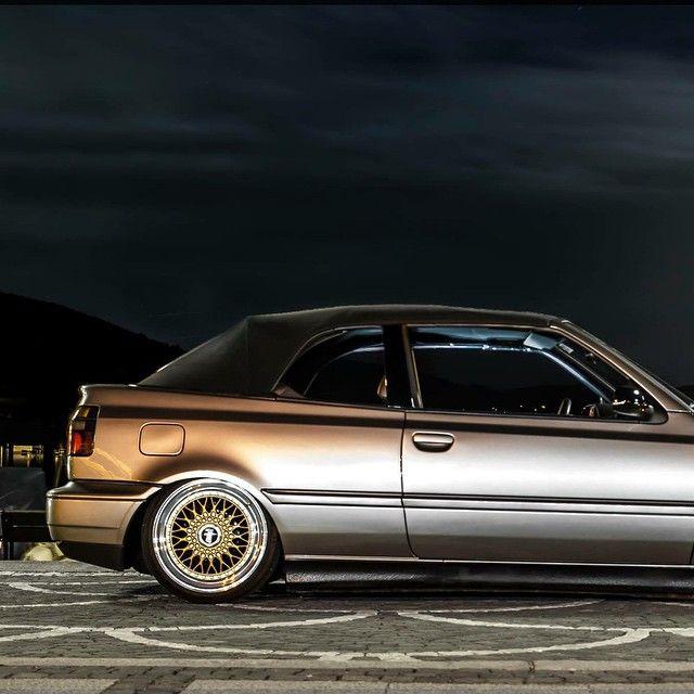 #mulpix Love it! Mk3 Cabriolet Turbo #VW #Golf #Golfmk3 #mk3 #GolfCabrio #Cabrio #Cabriolet #Wörthersee2015 #faak #xs_mag #Reifnitz #GTITreffen2015 Picture by Basetheone @basetheone #MK3Madness #Burnallthemk3s