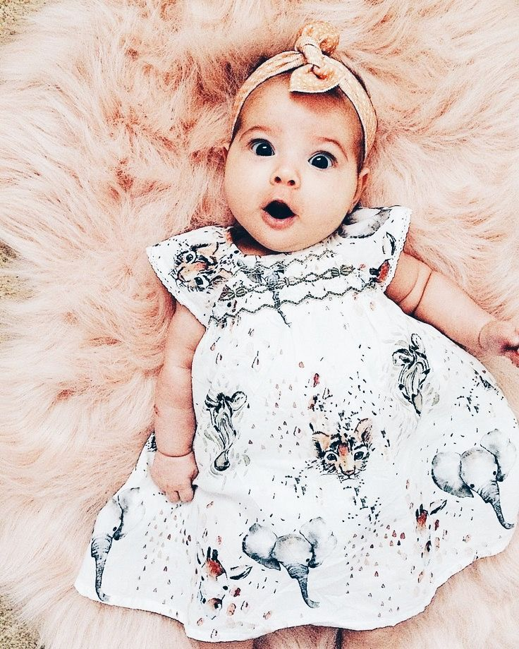 Cute Baby Pictures Girl Clothes