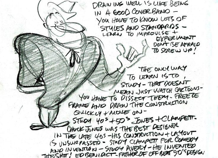 """Drawing Theories""   art tips by Bob Camp* (www.bobcampcartoonist.blogspot.com) ★"