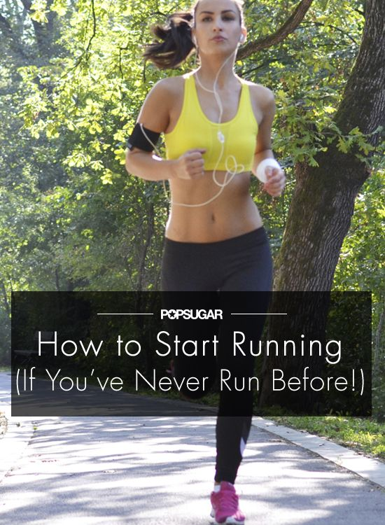 The Beginner's Guide to Running. I have really really wanted to learn how to run now I know where to start.