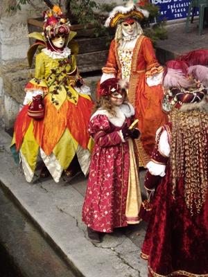 Annecy, Carnaval Veneciano