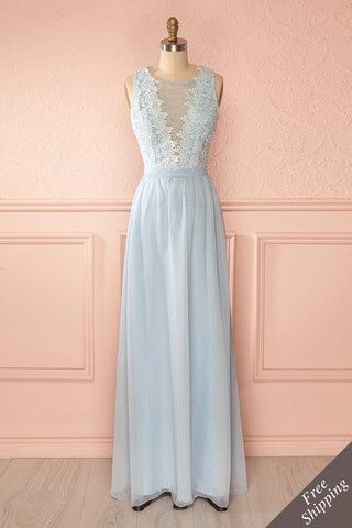 Robes de Bal ♡ Prom Dress - Montreal - Quebec - pastel