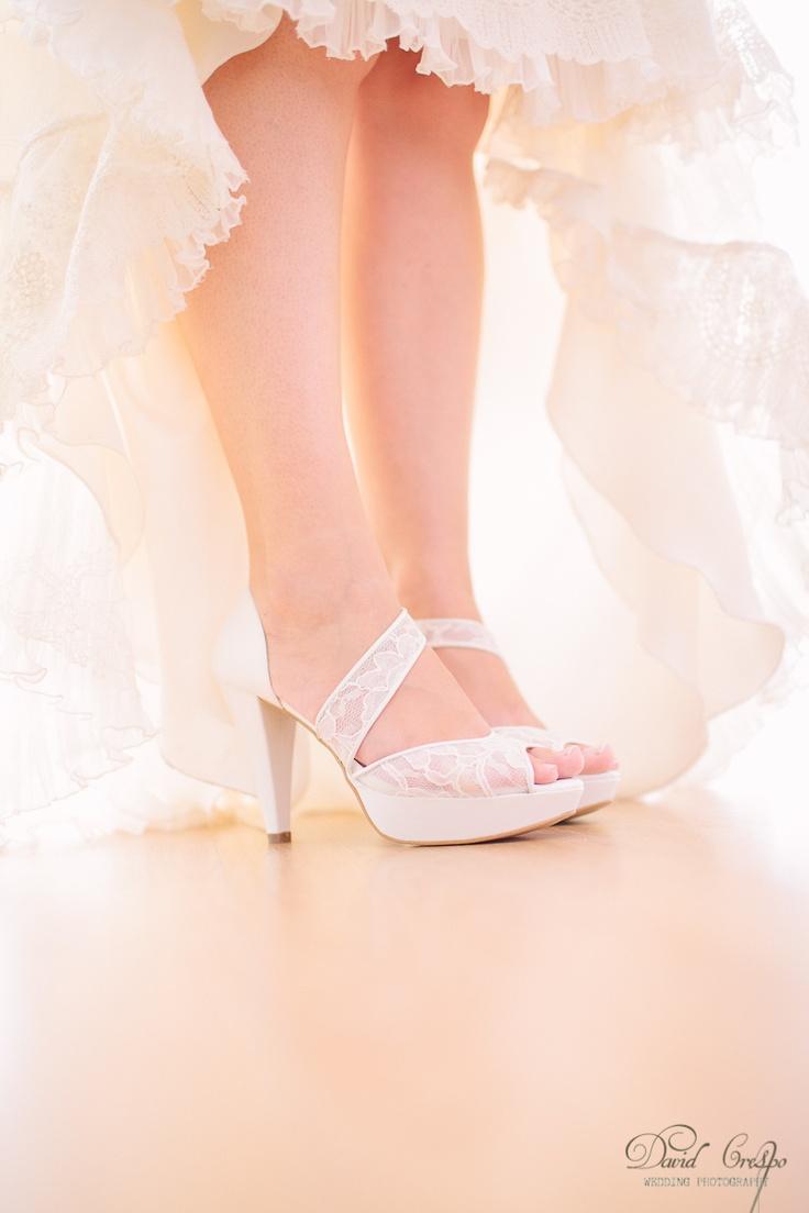 Zapatos de Novia. Doriani. wedding #shoes