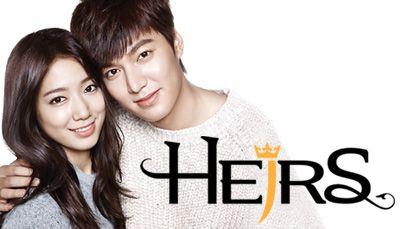 Heirs- Best High School K-Drama!!