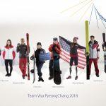 Visa gibt Mitgliederliste des Team Visa für die nächsten Olympischen und Paralympischen Winterspiele bekannt