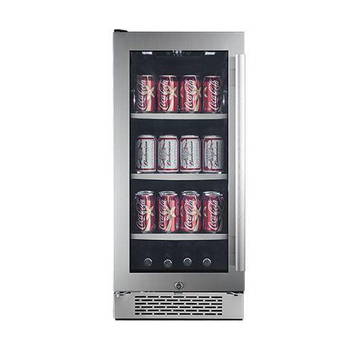 86 Can Built-In Beverage Cooler - Left Hinge