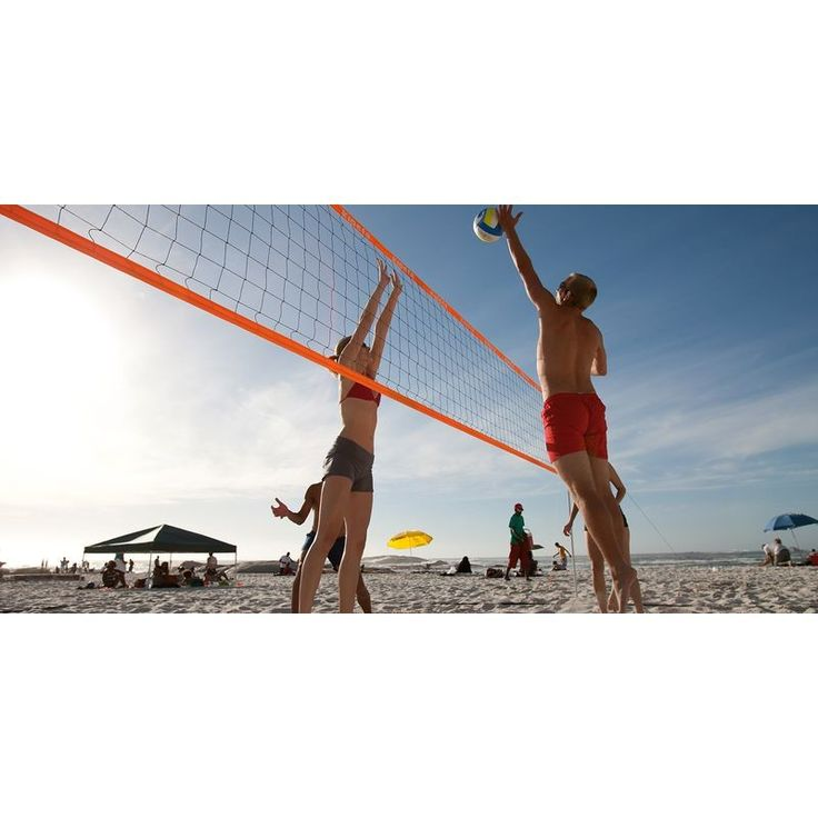 Beach volley Pallavolo, Rugby... - Set Beach Volley BV300 KIPSTA - Pallavolo