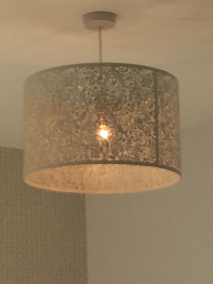Cut out lampshade