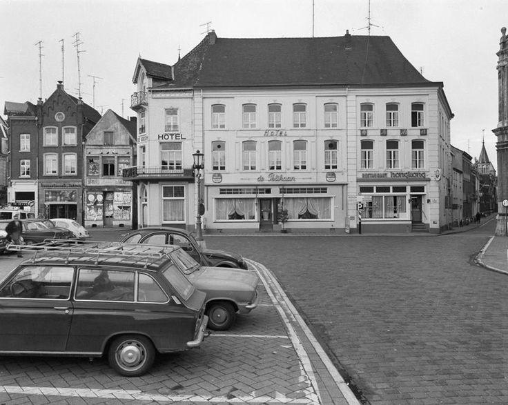 Markt Sittard (jaartal: 1970 tot 1980) - Foto's SERC