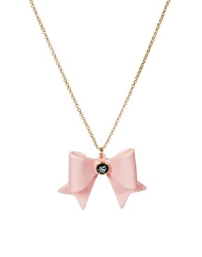Ted Baker Bow Necklace