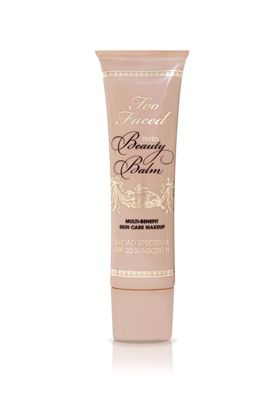 Too Faced Beauty Balm Multi-Benefit Skin Care Makeup, $32, Editors' Picks: The Best BB Creams