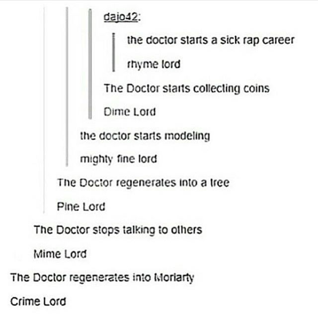 YES #doctorwho