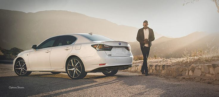 2016 Lexus GS Hybrid - New Lexus Model Details from Lexus of Las Vegas