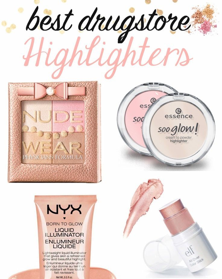 A great highlighter can perk up your complexion, accentuate the features you love, and even camouflage aging skin.I love the idea of using an illuminating highlighter to create a natural, pretty g...