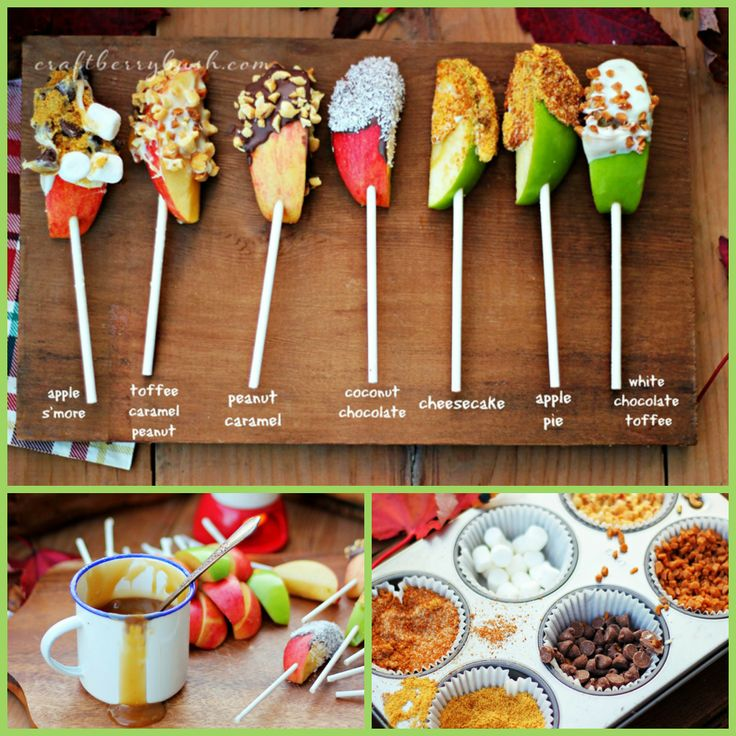 Can't get your kids to stop eating sweets? Then just give them something with better ingredients.  http://ideas2live4.com/food/recipe/apple-pops/