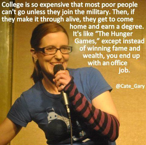 college...
