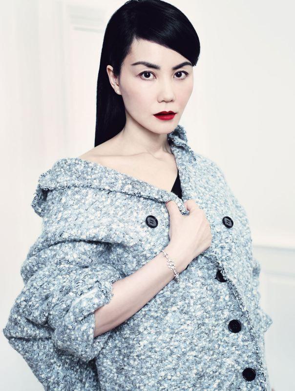 Faye wong spank