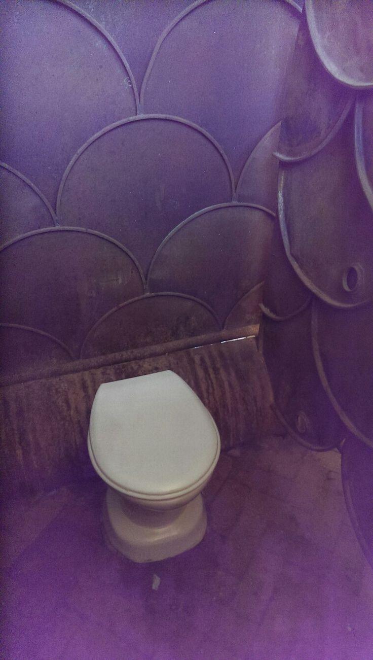 Toilette :-)
