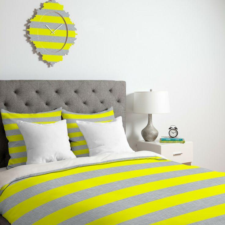 Holli Zollinger Bright Stripe Duvet Cover. Home AccessoriesDesign ...