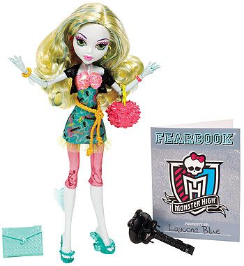 Monster High Picture Day - Lagoona Blue Doll
