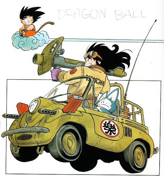 akira toriyama   The Animatress Pipeline