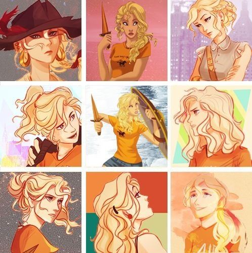 Annabeth Chase- she could be a bit tanner, but WHO CARES? this is great!