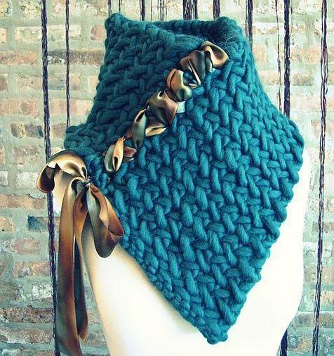 Free Herringbone Neckwarmer Pattern Cool stitch, might be too advanced for me.