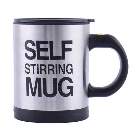 Self-Stirring Coffee Mugs Double Insulated 400 ML Automatic Electric Smart Mugs Mixing Coffee Cup
