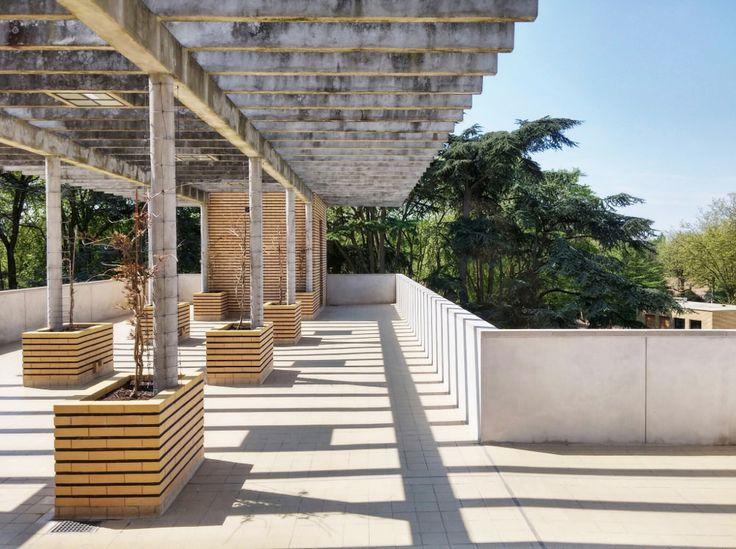 25 best ideas about villa cavrois on pinterest robert for Model jardin villa