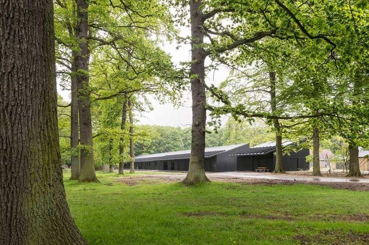 Kaperstalden in Dyrehaven, Bertelsen & Scheving Arkitekter ApS, new contruction, horse stable