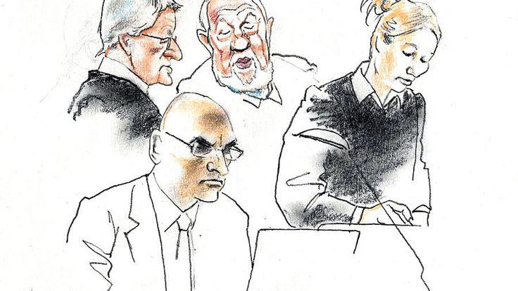 Juridiske nøtter i KFUM-huset - Aftenposten