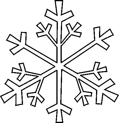 here are your free christmas stencils - Colour In Stencils