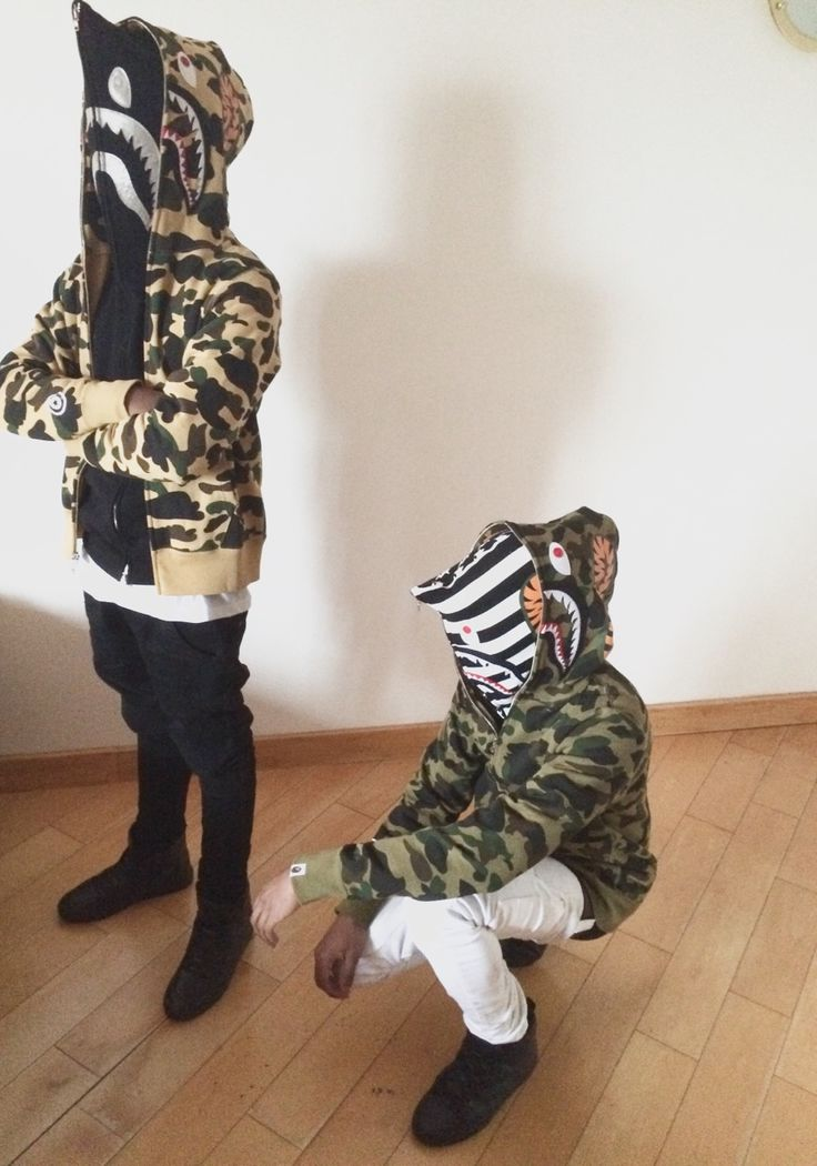 A History of BAPE Collaborations | Complex