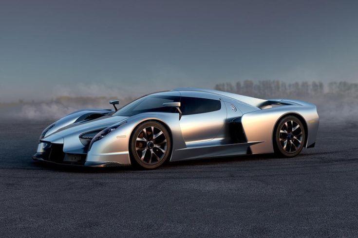 SCG 003S Is James Glickenhaus' New Honda V6-Powered Super Toy