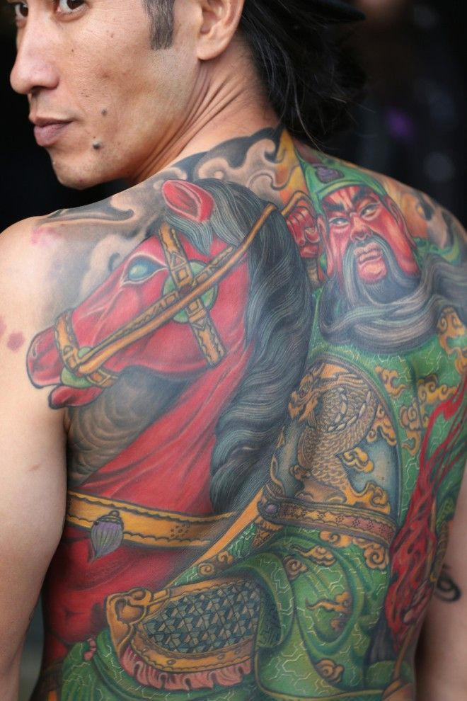 Ninth Tattoo Convention in London