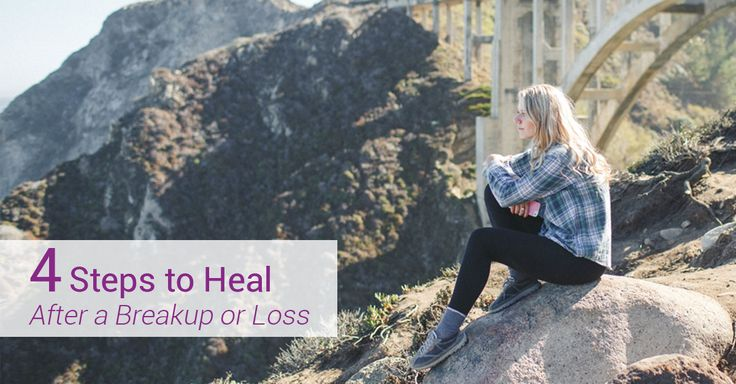 How do you suddenly stop talking to a loved one? While loss and the accompanying grief are a part of life, they can create an overwhelming sense of sadness, loneliness and fear. Read now 4 tips to heal after a breakup or loss.