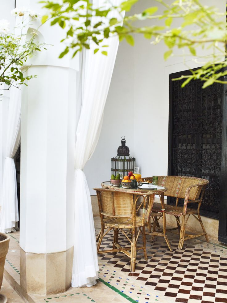 L'Hotel Marrakech is a luxury hotel by Jasper Conran, set in the heart of the Medina of Marrakech. Experience unique accommodation in a 19th century Riad.