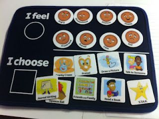 Conscious Discipline Board- I need this for my classroom! @ Loving and Learning in Pre-K